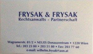 Visitenkarte_Frysak