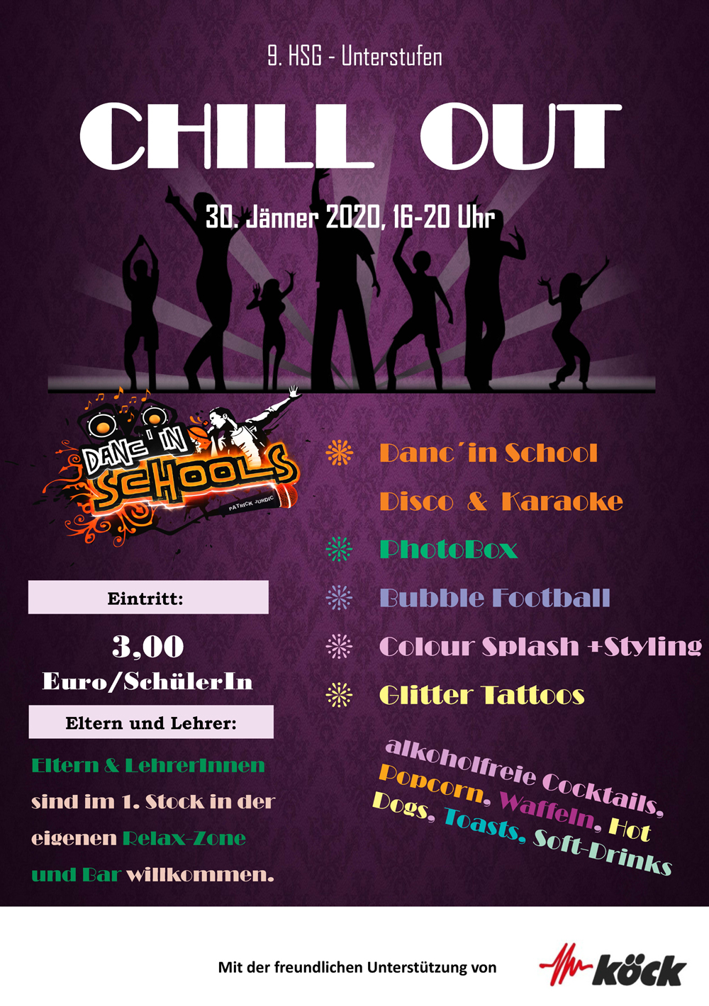 Chill Out 2020 – Save The Date!