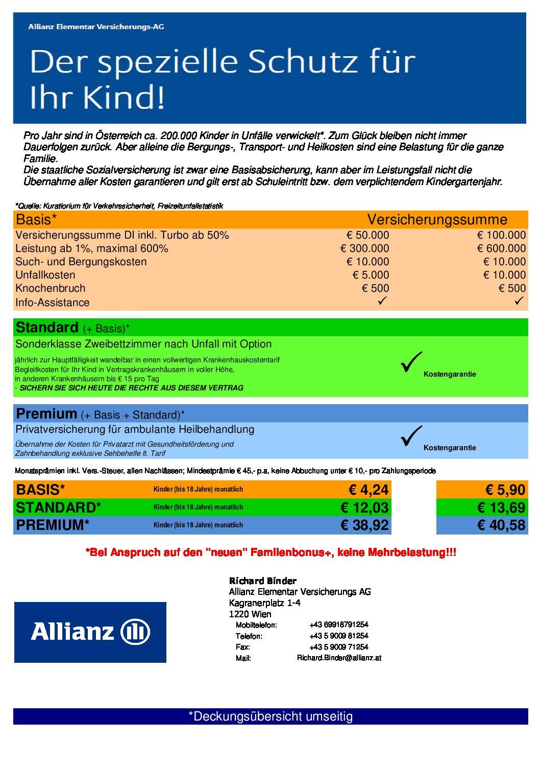Private Unfallversicherung Für Alle Heustadelschüler